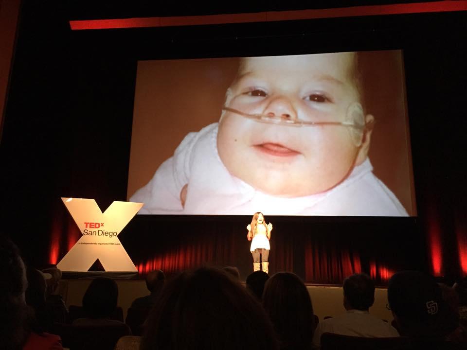 Gabi's TED talk - baby breathing slide
