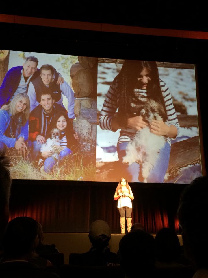 Gabi's TED talk - family slide 2