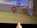 Gabi's TED talk - bday cake slide