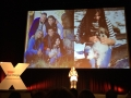 Gabi's TED talk - family slide