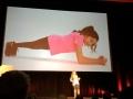Gabi's TED talk - planking slide 2