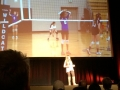 Gabi's TED talk - volleyball slide