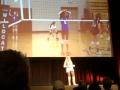 Gabi's TED talk - volleyball slide