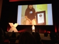 Gabi's TED talk - with certificate slide