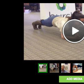 Burst Marketing planks