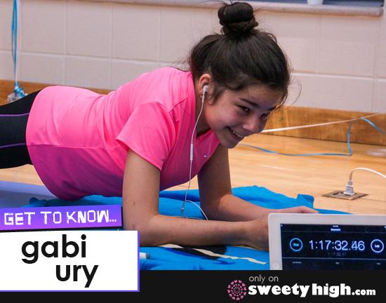 Gabi on Sweety High
